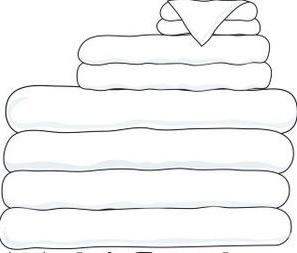 Extra Handtücher